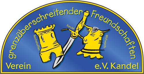 Logo Verein Grenzueberschreitende Freundschaften Kandel